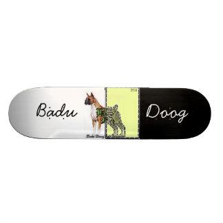 Bds written skate board decks