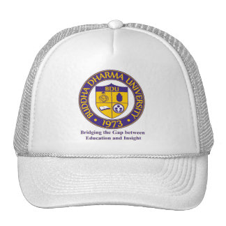 BDU Utility Cap Trucker Hat