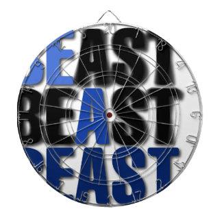 Be A Beast Dartboard
