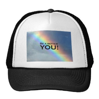Be a Better YOU! Trucker Hat