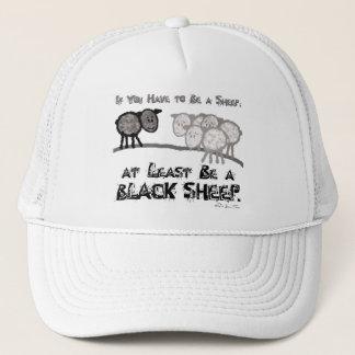 Be A Black Sheep 2 Trucker Hat