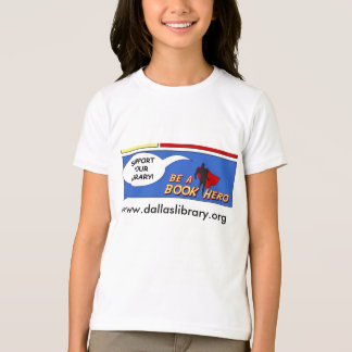 Be a Book Hero - Kids shirt