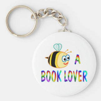 Be a Book Lover Key Chains