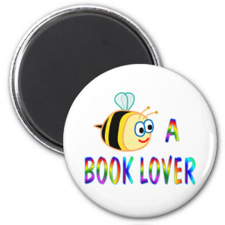 Be a Book Lover Magnet