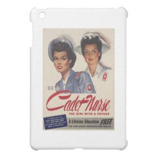 Be a Cadet Nurse iPad Mini Cases