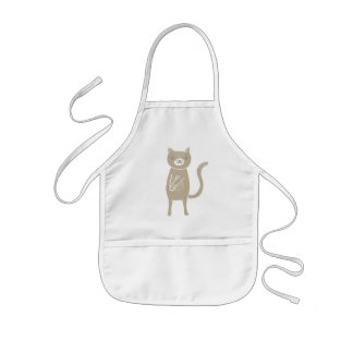 Be a Cat Kids' Apron