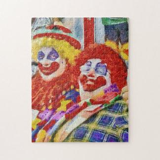 Be a Clown  JIGSAW PUZZLE