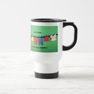 Be a Friend! Travel Mug