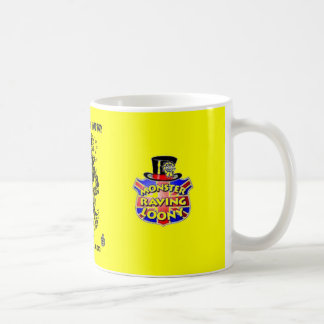 BE A GOOD FELLOW - GET YELLOW COFFEE MUG