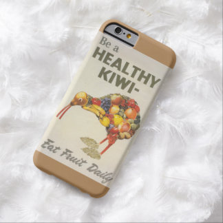 Be A Healthy Kiwi iPhone 6 Case