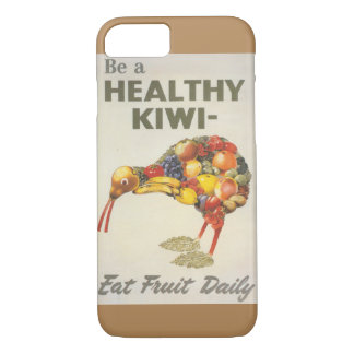 Be A Healthy Kiwi iPhone 7 Case
