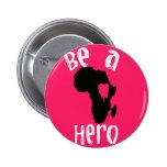 Be a Hero Button