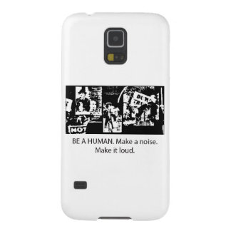 Be A Human for your Samsung phone Galaxy S5 Case