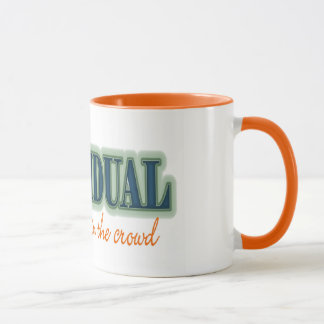 Be a individual mug