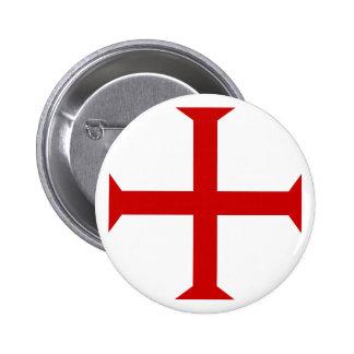 Be a Knight Templar! Pinback Button