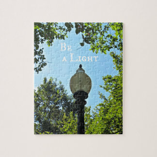 Be a Light! Jigsaw Puzzle