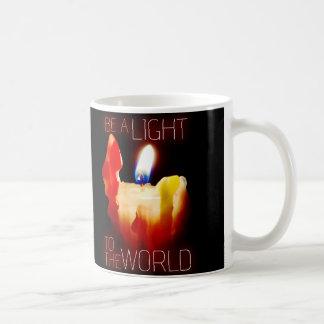 Be a Light to the World - Inspirational Mug