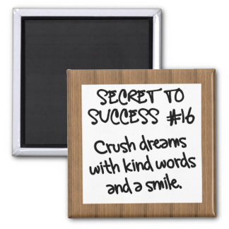 Be a Mentor 2 Inch Square Magnet