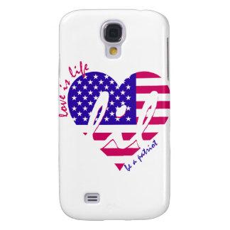 Be a Patriot Galaxy S4 Case