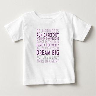 Be a Princess 04 Tee Shirt