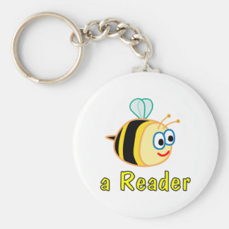 Be a Reader Keychain