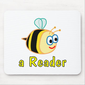Be a Reader Mouse Pad