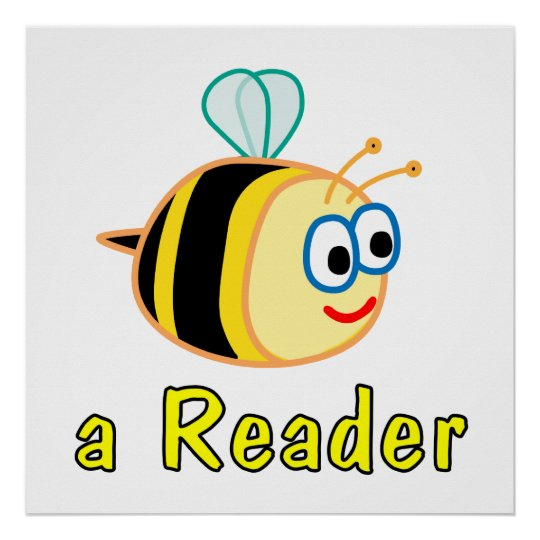 Be a Reader Poster