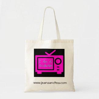 Be A Revolution TV Small Tote