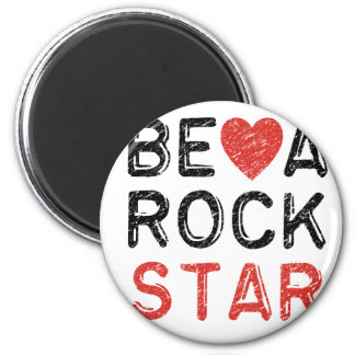 Be a rock star magnet