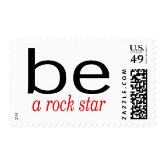 Be A Rock Star Stamps