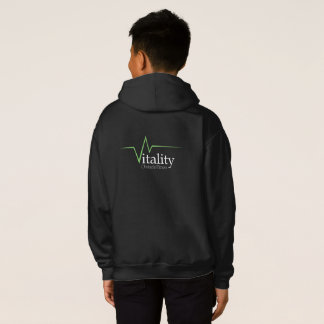 BE A STRONGER HUMAN HOODIE