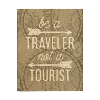 Wood Wall Art Quotes travel quotes wood wall art   zazzle
