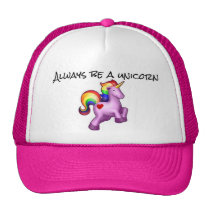 Be a Unicorn for Cora Trucker Hat