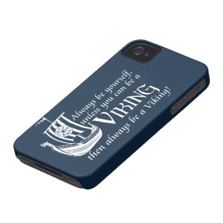 Be A Viking! iPhone 4 Case