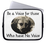 Be a Voice Laptop Computer Sleeve
