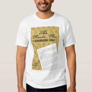 Be a walking billboard! tee shirt
