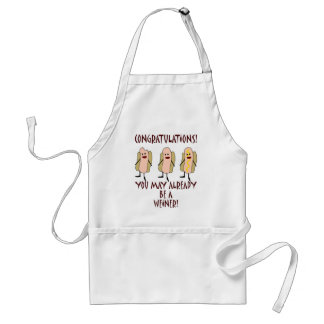 Be A Weiner Aprons
