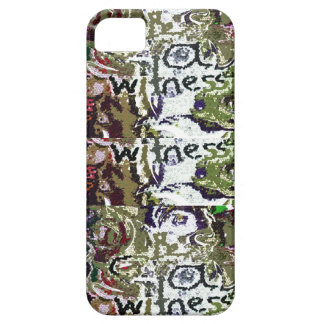 Be a witness iphone5 cases