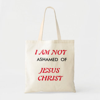 BE A WITNESS TOTE BAG