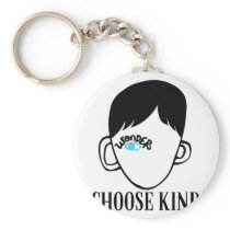 Be a wonder - Choose Kind - Kindness Shirt Keychain