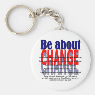 Be about Change Keychain