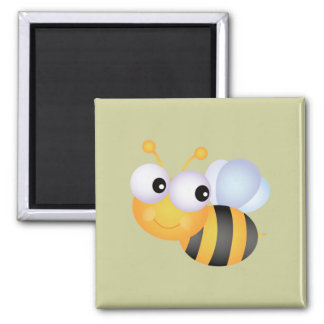 Be Adorable 2 Inch Square Magnet