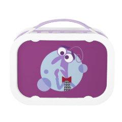 Be Afraid Yubo Lunchbox