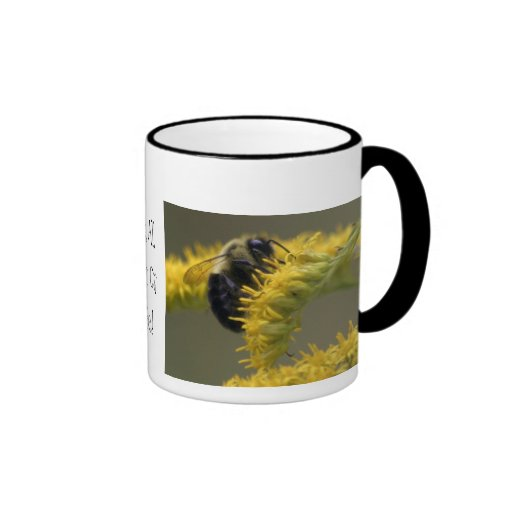 Be All You Can Be Bumblebee Mug