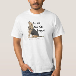 Be All You Can Beagle! Men's Tee