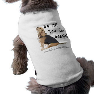 Be All You Can Beagle! Pet Tee