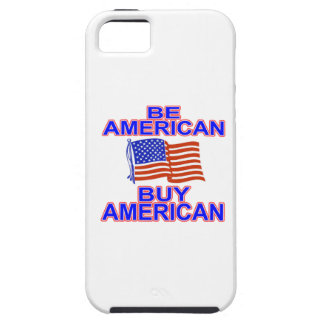 Be American iPhone 5 Covers