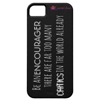Be an encourager! iPhone SE/5/5s case