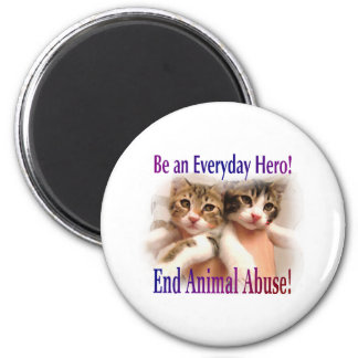 Be an Everyday Hero 2 Inch Round Magnet
