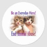 Be an Everyday Hero Stickers
